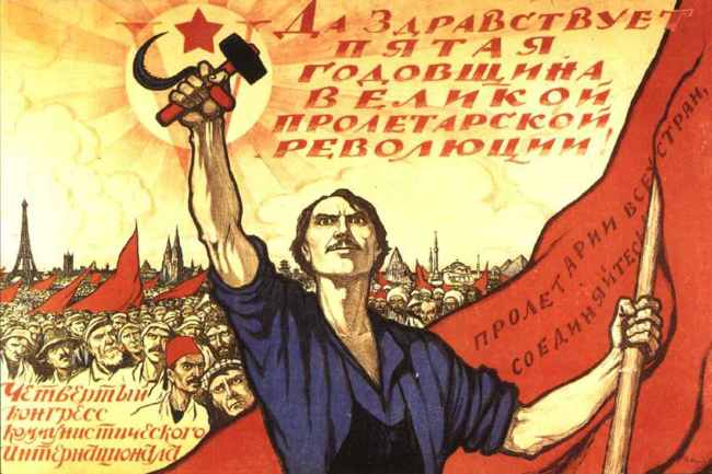 10 Propaganda Posters from Soviet Union for International Workers' Day |  Widewalls