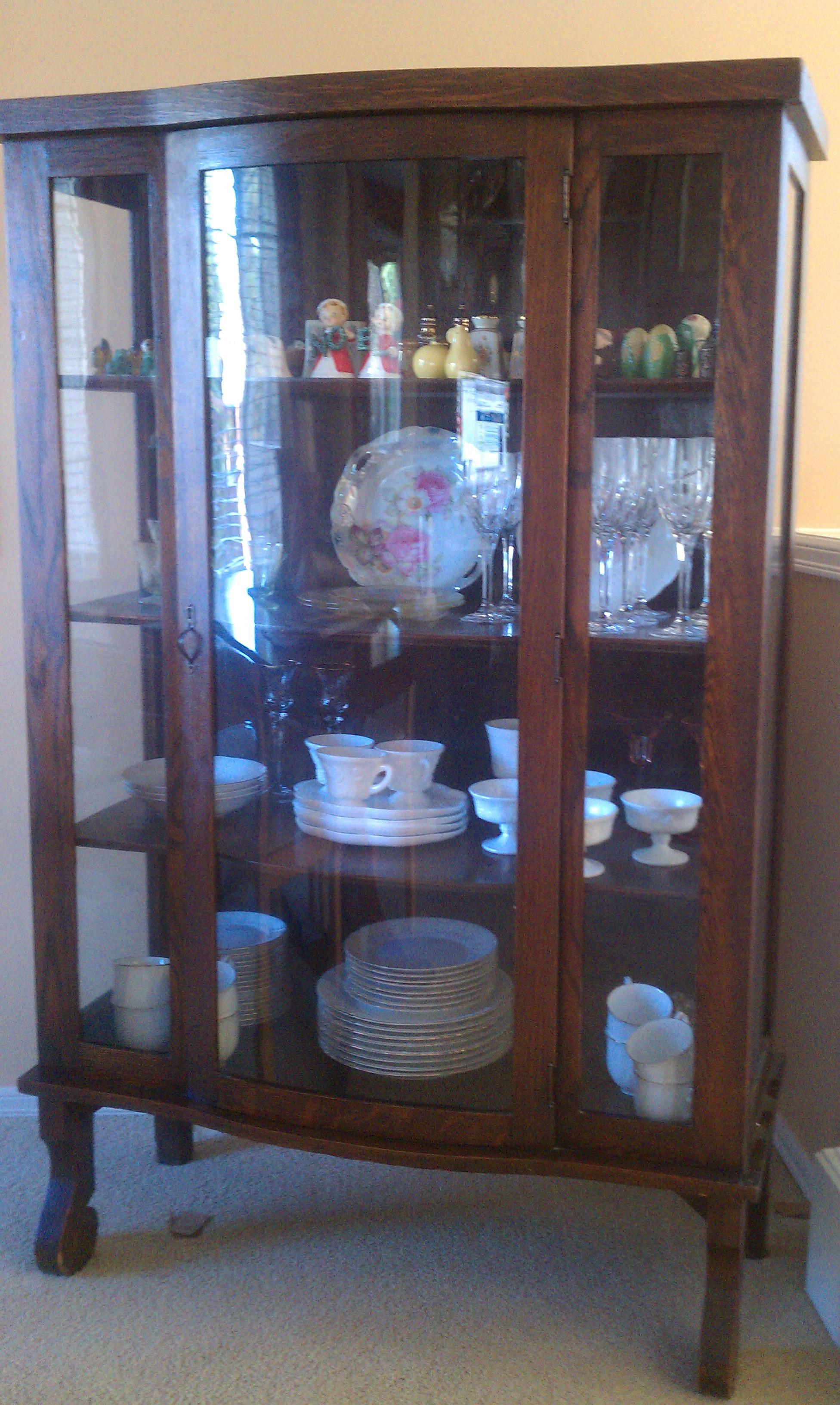 Antique China Cabinet Antique Appraisal InstAppraisal