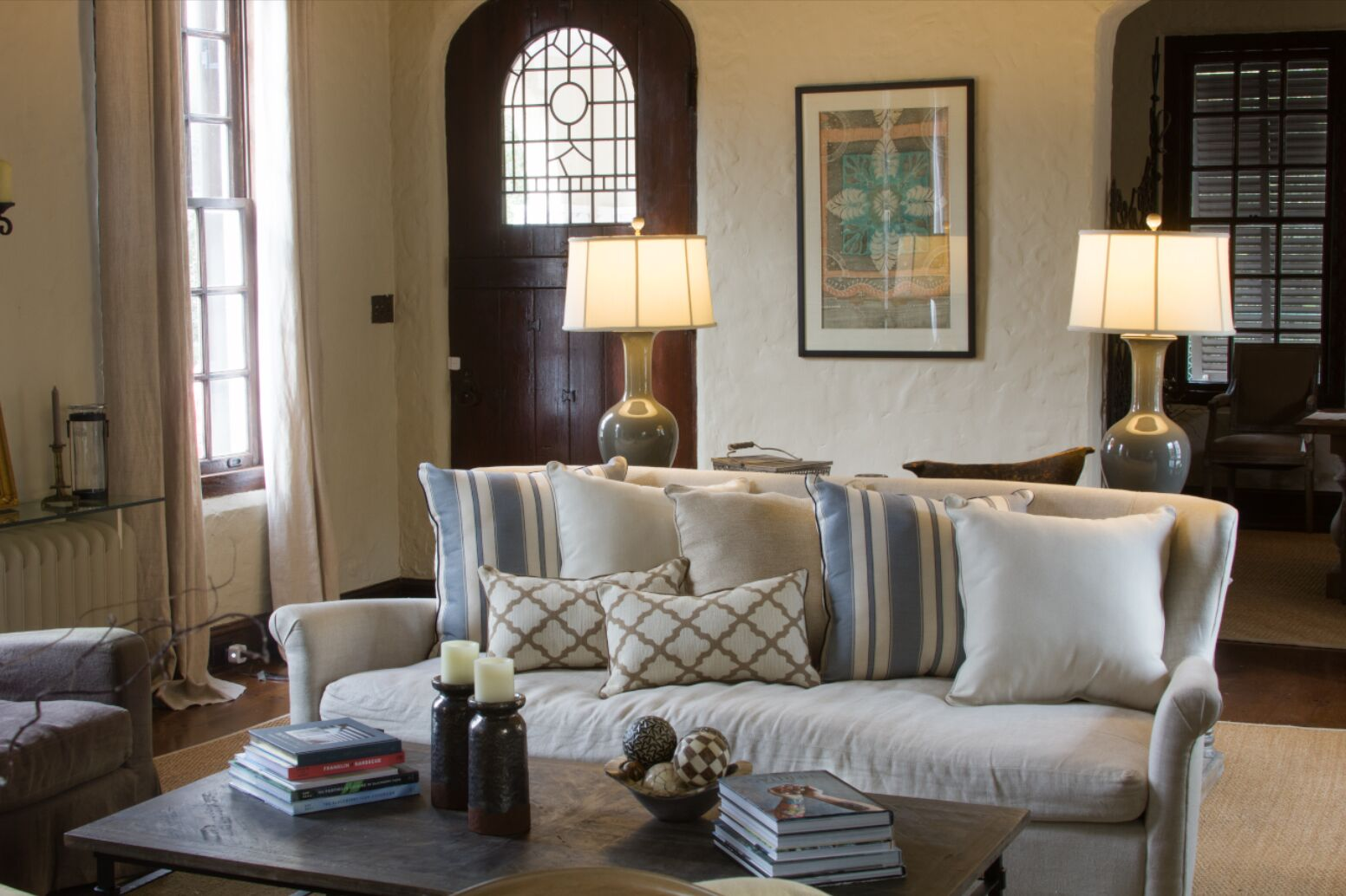 Blue Throw Pillows Decorative Pillows For A Bold Look