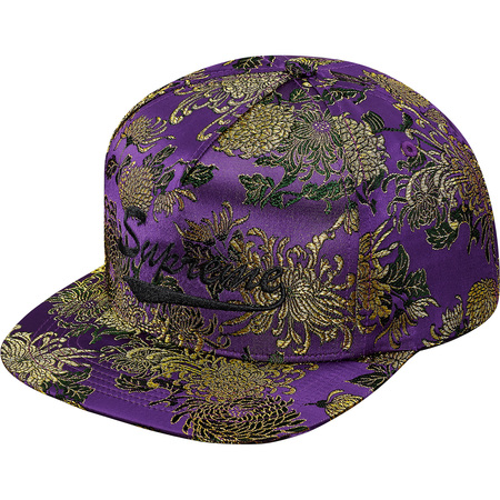 Eastern Floral 5-Panel (Purple)