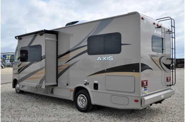 New 2015 Thor Motor Coach Axis