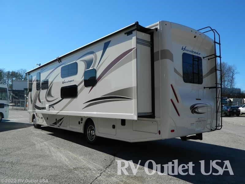 2017 Thor Motor Coach RV Hurricane 34J For Sale In