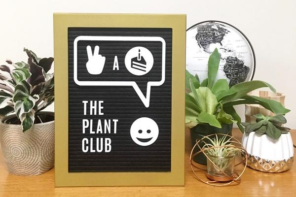 The Plant Club