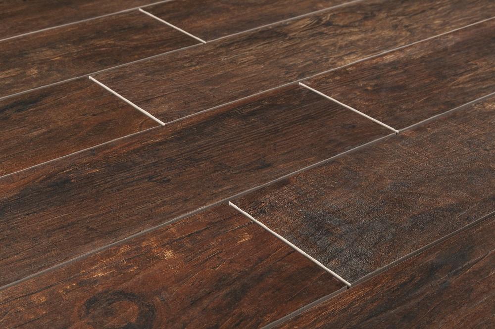 builddirect cabot porcelain tile redwood series