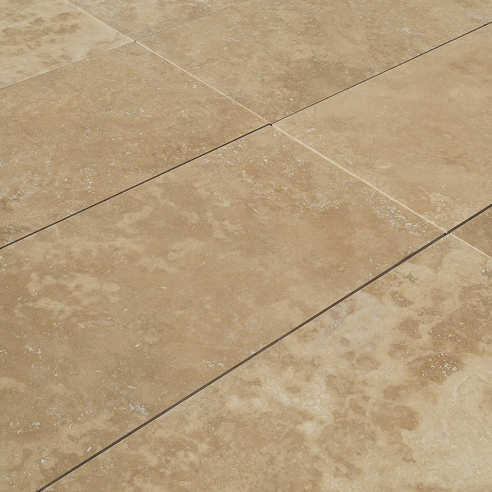 travertine tile honed and filled