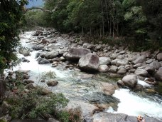 Mossman Gorge Daintree Rocks