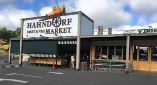 Hahndorf fruit veg market