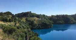 Blue Lake view