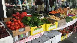 Mildura Market fruit and veges