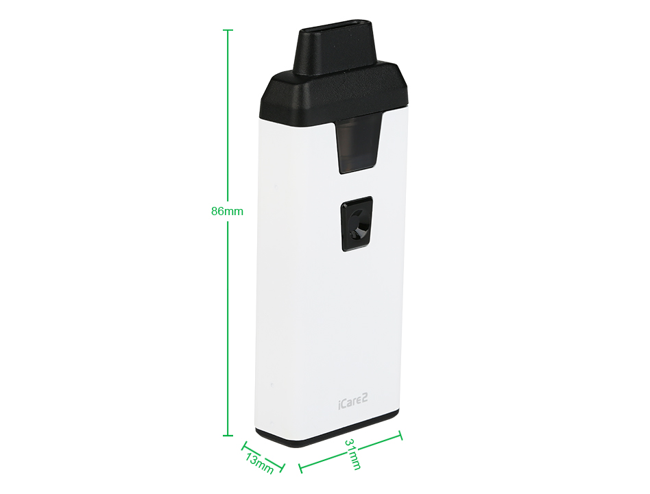 Eleaf iCare 2 Starter Kit - 650mAh