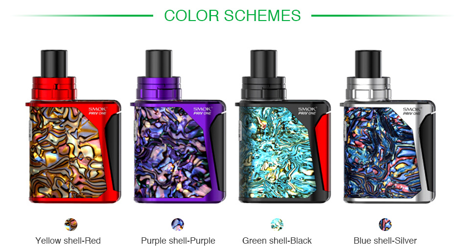 SMOK Priv One Kit - 920mAh