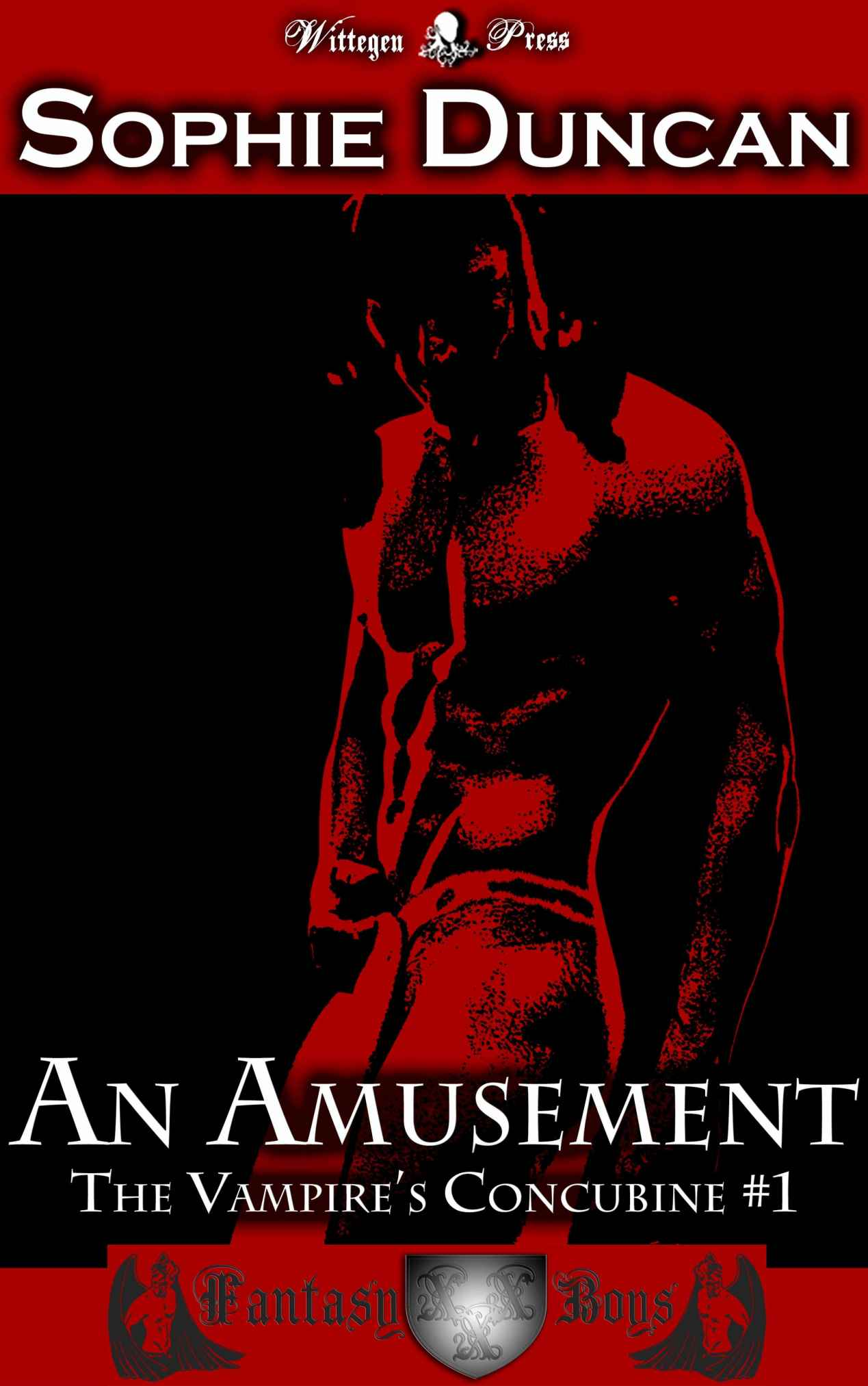 An Amusement (The Vampire's Concubine #1) by Sophie Duncan