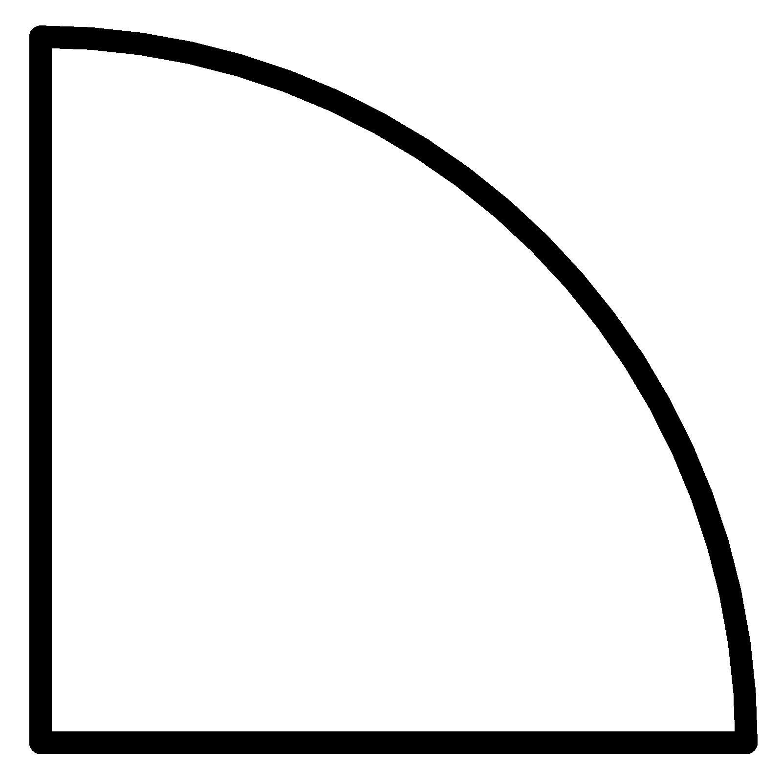 Geometry Problem Centroid Of A Quarter Circular Area