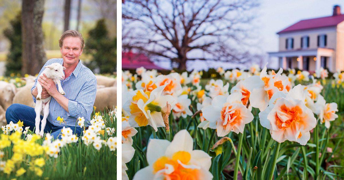 Gardening Tips From P Allen Smith