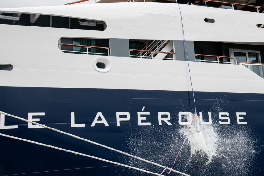 Afbeeldingsresultaat voor Le Lapérouse christening