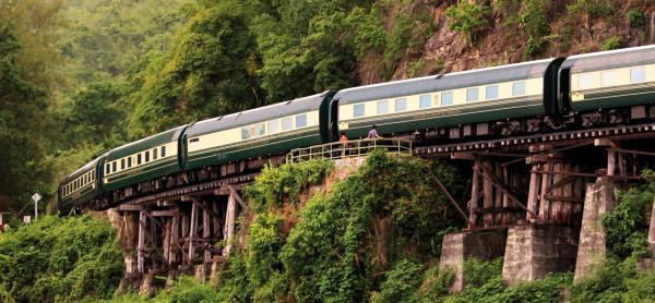 Eastern & Oriental Express: Singapore to Bangkok ...