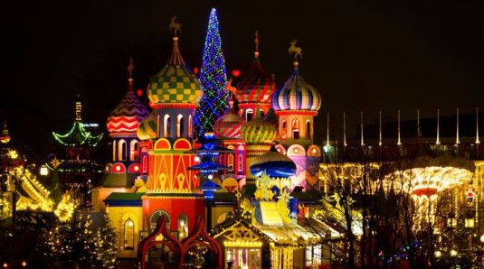 Top 20 Best Christmas Destinations You Can Afford Miss This December - Exclusive