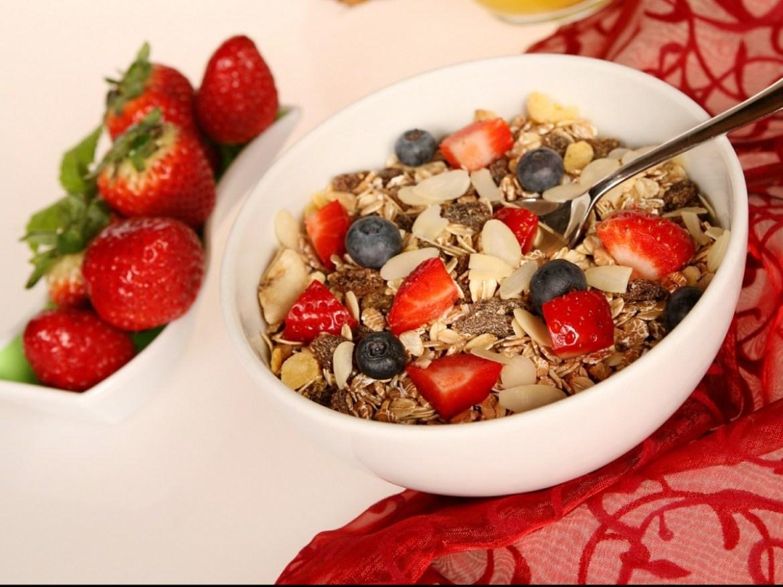 Por Dentro   Dietas y Nutrición: Los cereales más saludables para el  desayuno