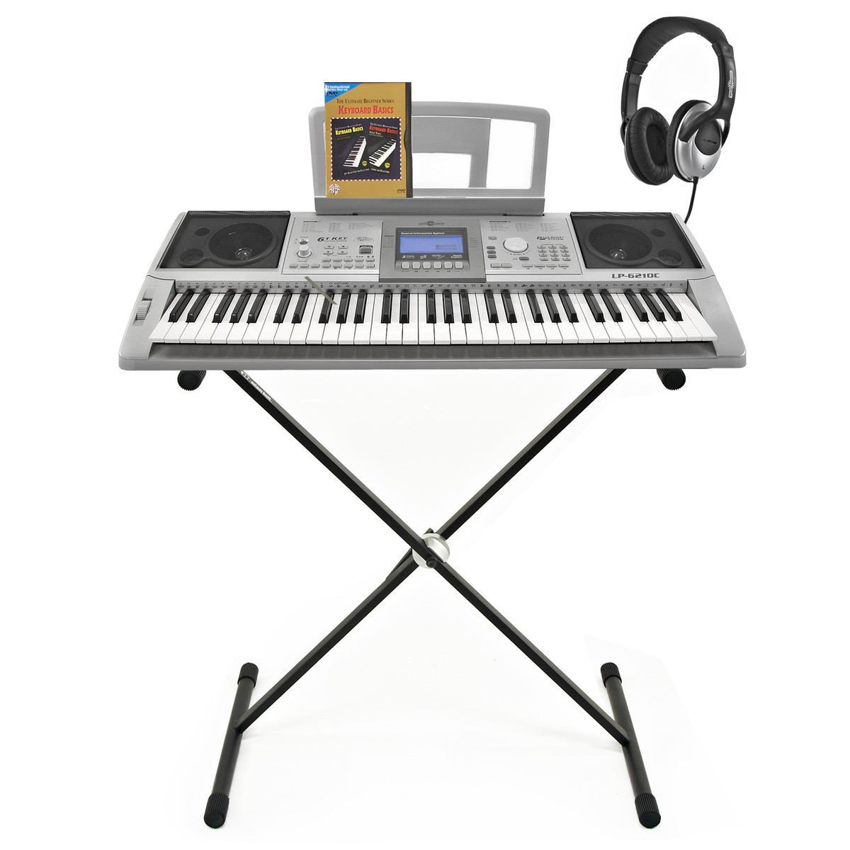 Lp C Electronic Keyboard By Gear4music Accessory