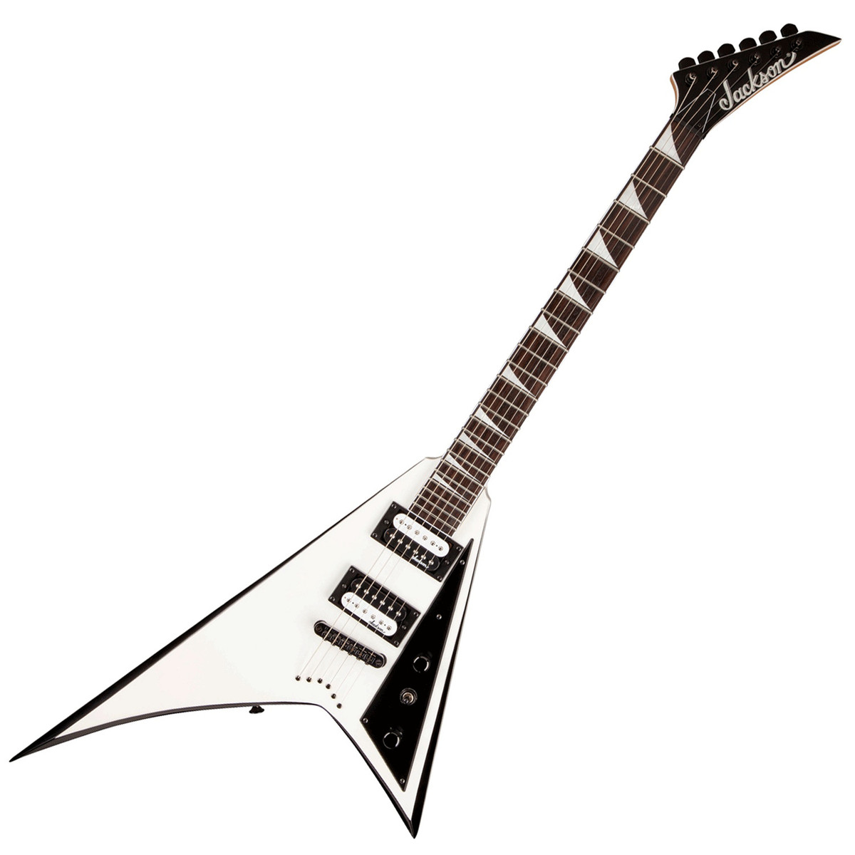 Jackson Js32t Rhoads Electric Guitar White At Gear4music