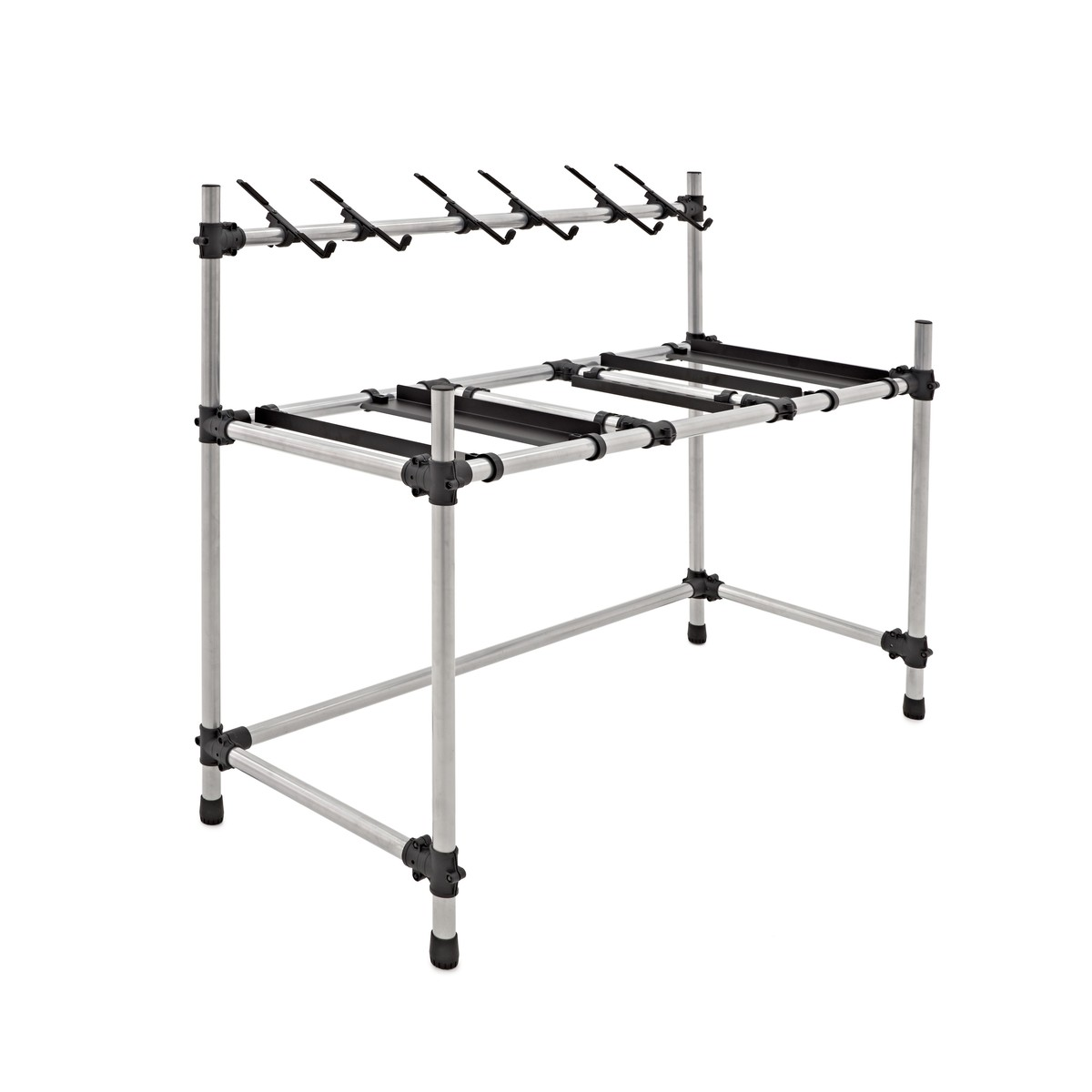 Deluxe Mobile Dj Stand By Gear4music At Gear4music