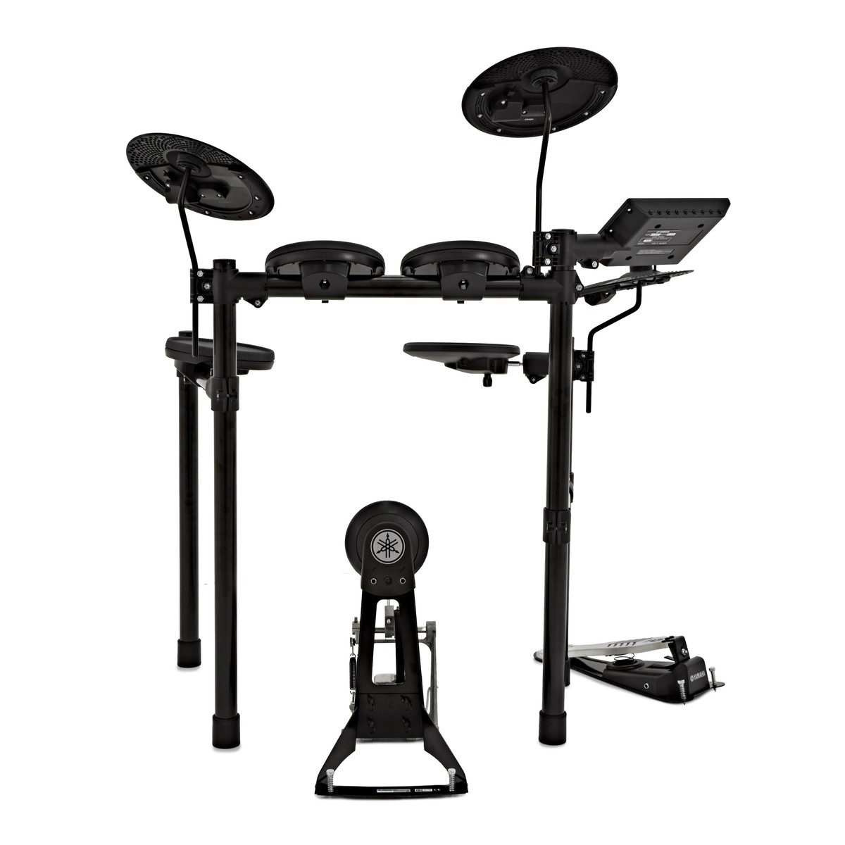 Yamaha Dtx452 Electronic Drum Kit At Gear4music