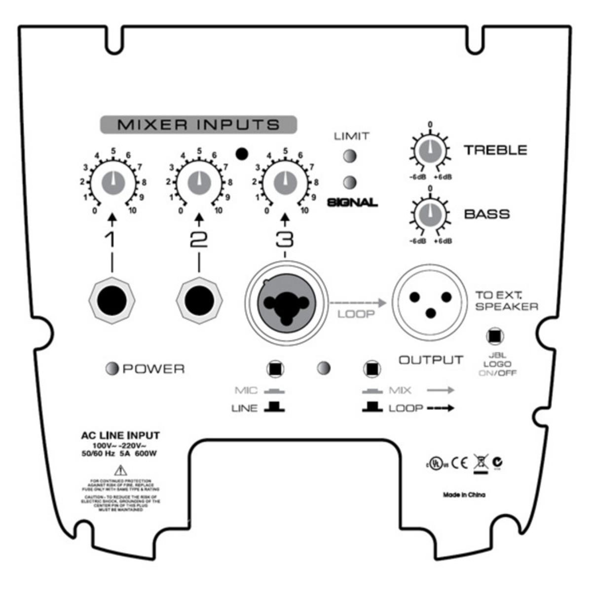 Disc Jbl Eon 515xt Active Pa Speaker At Gear4music