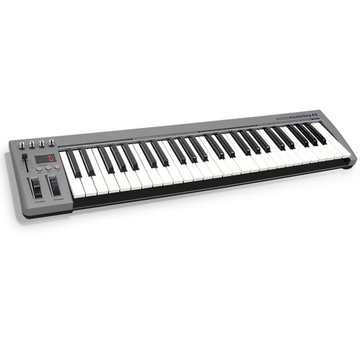 Acorn Instruments Masterkey 49 Key Usb Midi Keyboard