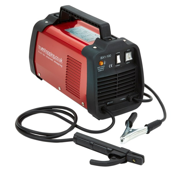 Portable Arc Welder Welding Machine with Accessory Kit Turbo Fan     Portable Arc Welder Welding Machine with Accessory Kit