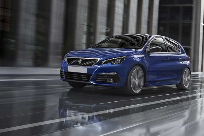 What S New About The New Peugeot 308 Charters Peugeot