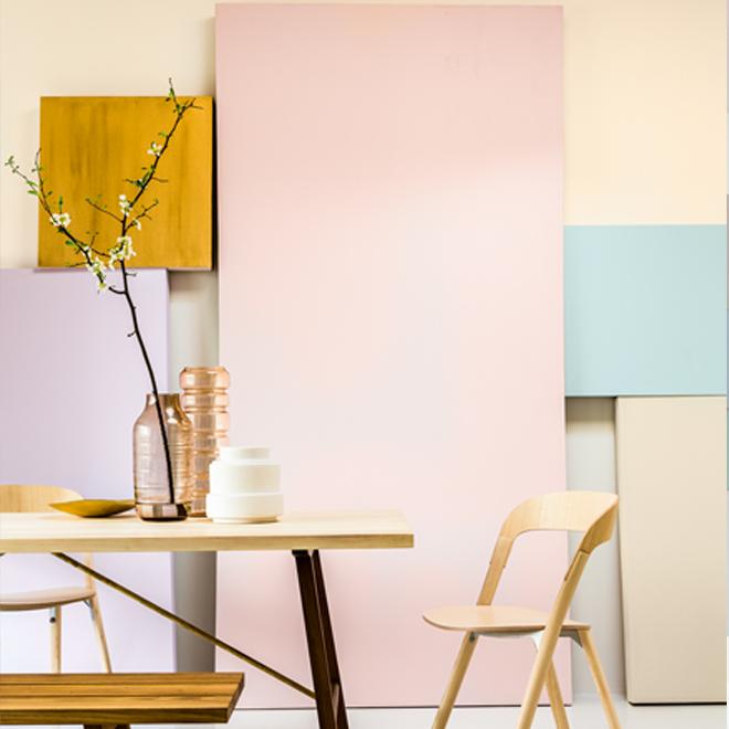 Pitture murali, finiture per interni, pitture decorative marca: Colori Collezioni Colore Sikkens