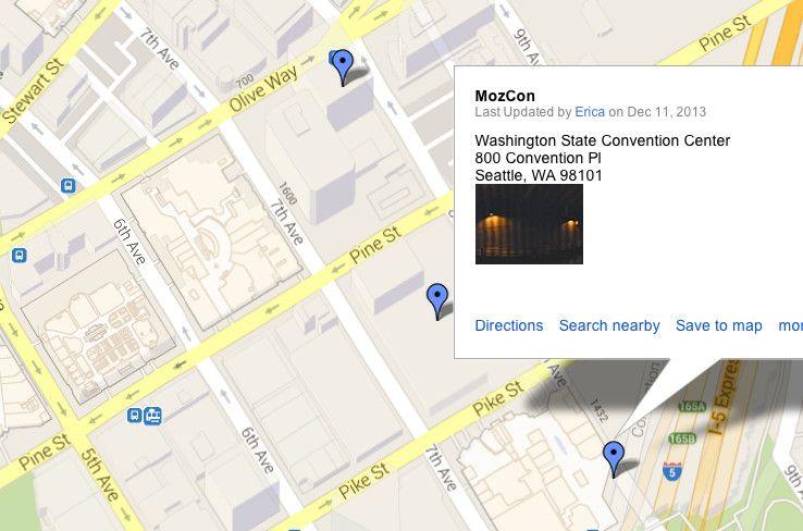 MozCon map