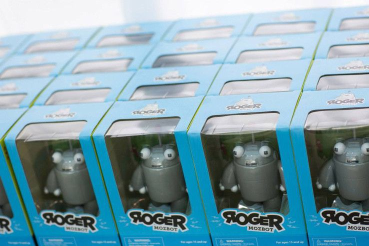 All the Rogers!