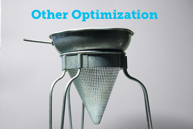 other optimization - funnel