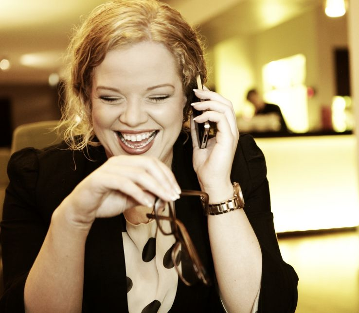 nurturing a relationship over the phone