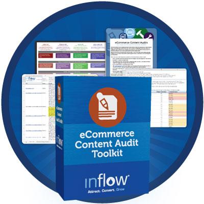 http://spot.goinflow.com/ecommerce-content-audit-toolkit