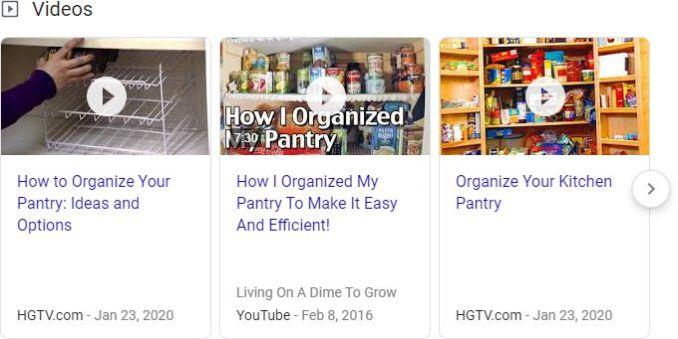 YouTube Dominates Google Video in 2020 2
