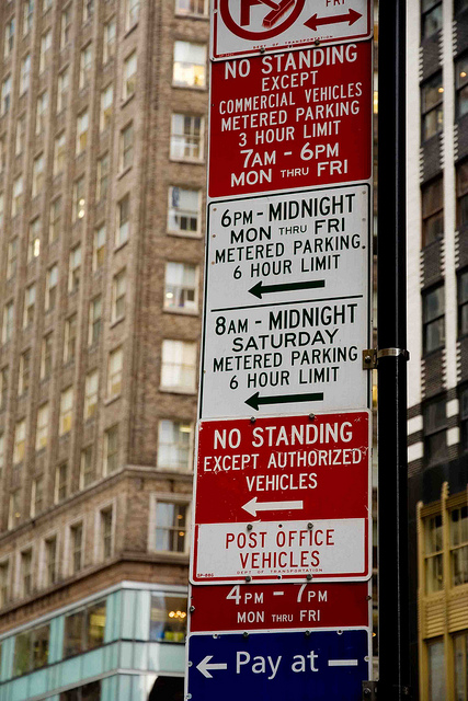 Image result for NYC street parking signs