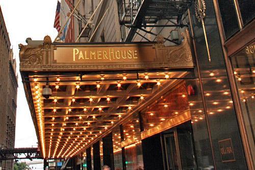 Palmer House Chicago