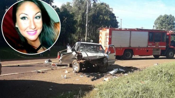 La hermana de un dirigente peronista mendocino falleció en un accidente vial en Misiones