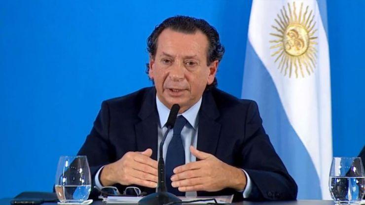 La agenda de Sica en Mendoza se empañó por el cierre de La Campagnola