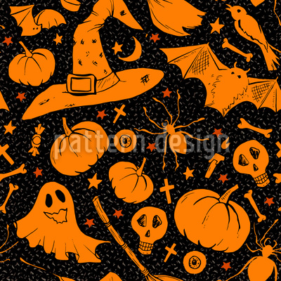You can also upload and share your favorite dark purple halloween wallpapers. Dark Halloween Seamless Vector Pattern Design