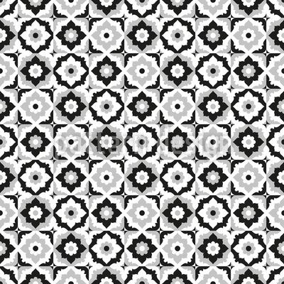 https www patterndesigns com en design 8357 floral tile mix pattern design