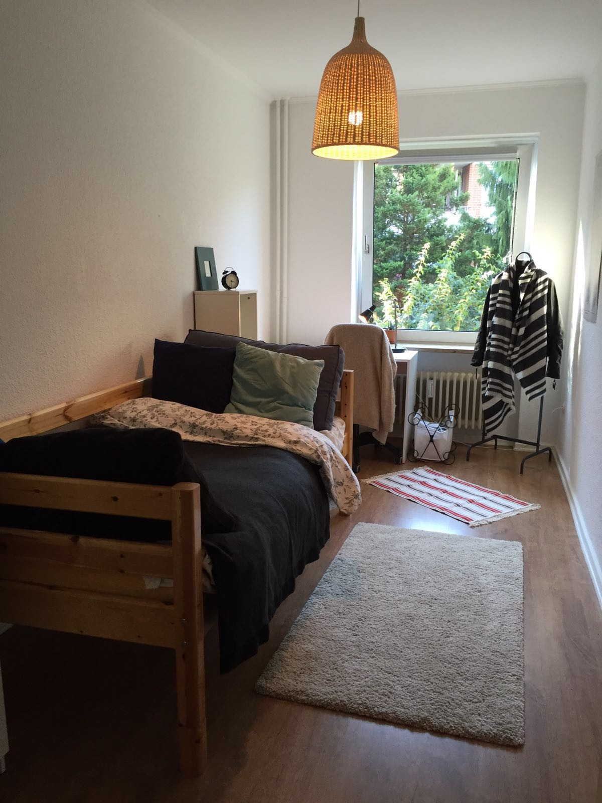 12m2 Furnished Room In Shared Apartment With 2 Students