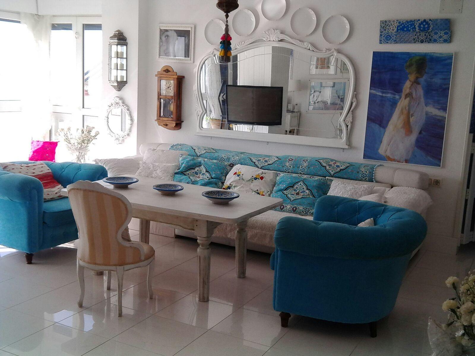 Alquiler casas y pisos en cádiz, a partir de 390 euros de particulares e inmobiliarias. Apartamento muy amplio en la playa | Alquiler habitaciones ...