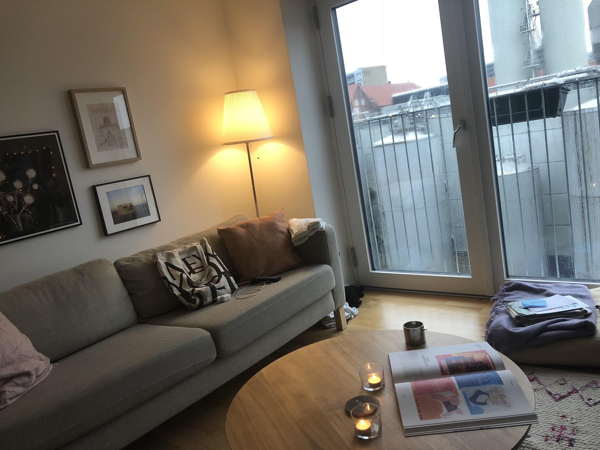 Cosy 1 Bedroom Flat In Nordvest Copenhagen Flat Rent Copenhagen