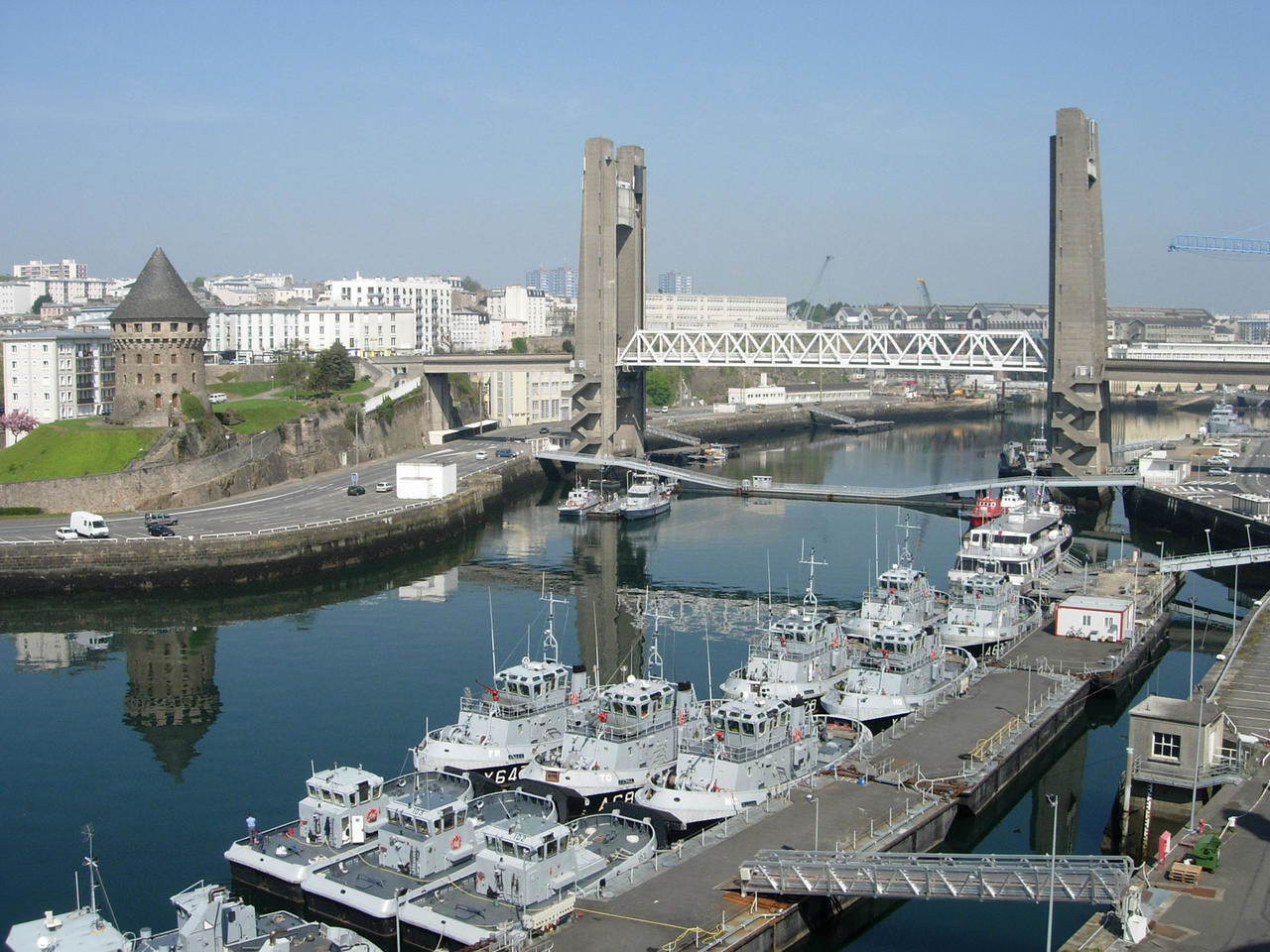 experience in brest france by flora