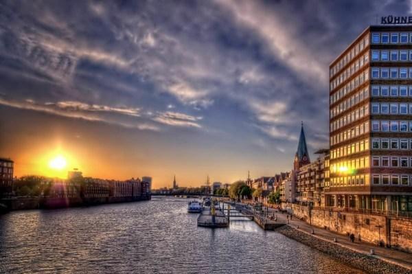 Experience in Bremen Germany by Maria Erasmus