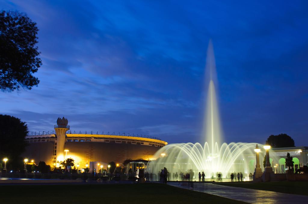 Circuito Mágico da Água!   O que ver em Lima