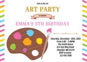 templates for art and craft birthday